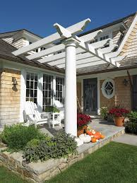 Roofing For Pergola by Pergola With Roof Houzz