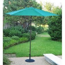 8 Patio Umbrella 8 Foot Aluminum Patio Umbrella With Tilt And Crank Walmart