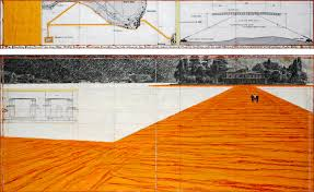 Floating Piers by Christo Project Will Feature 2 Miles Of Floating Yellow Walkways