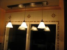 kitchen black ceiling fan lowes over island lighting plug in