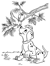 101 dalmatians coloring pages coloring pages kids