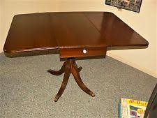 Vintage Drop Leaf Table Antique Drop Leaf Table Ebay