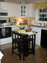 Kitchen  Kitchen Island Plans With Seating Rolling Island Cart - Rolling kitchen island table