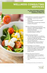 consulting cuisine ea wellness consulting the employers association