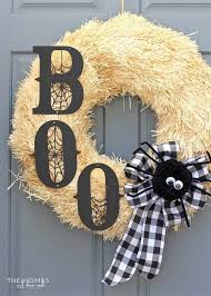 3 spook tacular halloween wreaths you can make in just 15 minutes