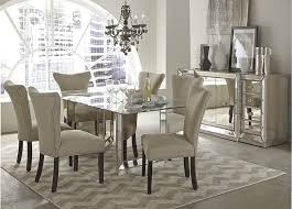 z gallerie borghese dining table z gallerie mirrored dining table also hayworth mirrored dining table