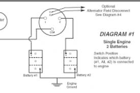 marine battery selector switch wiring diagram marine battery