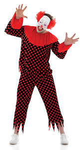 mens halloween costumes scary clown mens costume mens halloween costumes mega fancy dress