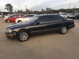 lexus ls400 2001 1995 used lexus ls 400 at car guys serving houston tx iid 16066803