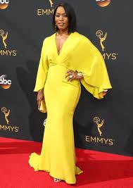 Lane Bryant Formal Wear Angela Basset Is Wearing A Lane Bryant Dress At The Emmys Hypnoz