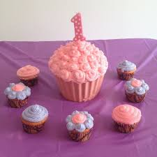 Easy Giant Cupcake Decorating Ideas 34 Best Zoe U0027s Cupcake Bday Images On Pinterest Cupcake Party