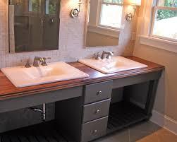 bathrooms magnificent double sink bathroom vanity also corner