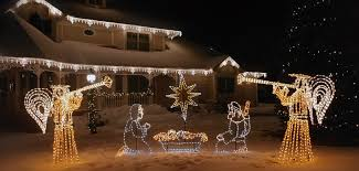 christmas outdoor creations