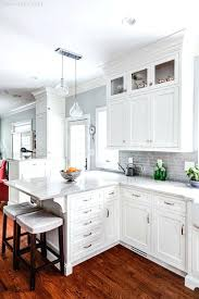 white kitchen ideas photos blue and white kitchen cabinets ohfudge info