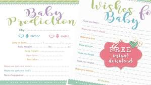 baby shower advice cards free adorable baby shower advice cards tulamama