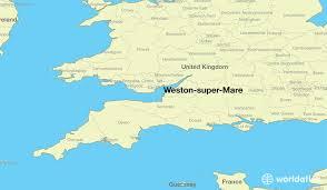 map uk bath where is weston mare weston mare