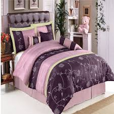 Bed In Bag Sets Bed N A Bag Sets Space Living Lydia Bedroom Design With 4 Pieces