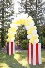 best 25 balloon arch ideas on pinterest balloon decorations