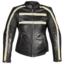 motorcycle racing jacket new xelement vintage style racing jackets for him and for her