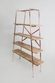 best 25 copper shelf ideas on pinterest pallet towel rack