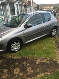 peugeot automatic for sale for sale peugeot 206 in walsall west midlands gumtree