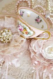 Shabby Chic Tablecloth by 426 Best Vaisselle Shabby Chic Images On Pinterest Dishes Tea