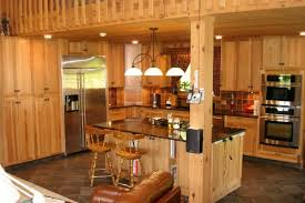 functional rustic themed home depot kitchen design designs ideas