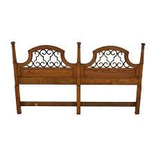 used king size headboards 57 off lane furniture lane furniture king cream headboard beds