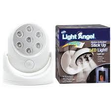 stick up led lights buy light angel led motion activated sensor stick up night light