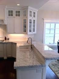 peninsula kitchen cabinets peninsula kitchen cabinets exle of step down counter same layout