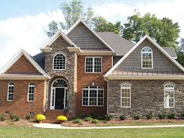 home decor stone and brick exterior homes beautiful ideas