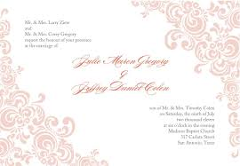 Free Wedding Invitation Card Template Blank Wedding Invitation Templates For Microsoft Word Lake Side