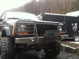 jeep comanche spare tire carrier elite brush guard winch front bumper jeep cherokee xj comanche 84