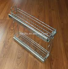 Wire Baskets For Kitchen Cabinets Kitchen Cabinet Artofappreciation Pull Out Kitchen Cabinet