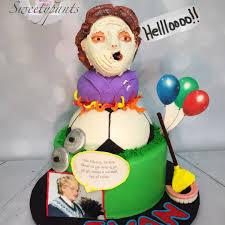 kid doubtfire themed birthday party