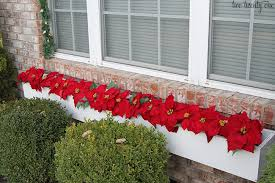 Outside Christmas Window Decorations by Outdoor Christmas Decorations