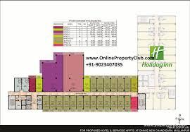 residence inn floor plans omaxe holiday inn mullanpur mohali office space project