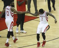 rockets seize game 2 with rally over thunder houston chronicle