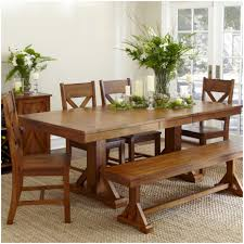 Plank Dining Room Table Dining Room Black Scum Bench Inspiring Rustic Plank Dining Table
