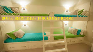 28 beautiful bunk beds ideas for guest room youtube