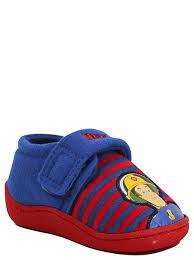 fireman sam slippers kids george asda