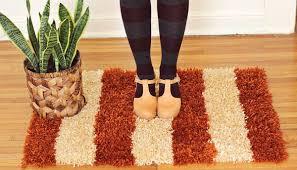 tappeto con tappi di sughero realizzare tappeti in casa con il fai da te foto ultime