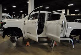 Toyota Tundra Interior Accessories Aries Automotive Stock To Shock Toyota Tundra Undergoes