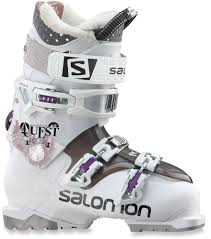 womens ski boots canada salomon s quest access 60 w ski boots white shrew