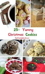 25 of the most delicious christmas cookie recipes around our