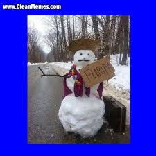 Florida Winter Meme - florida snowman clean memes the best the most online