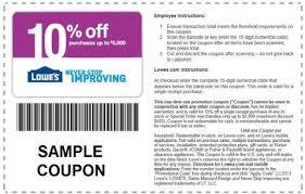 lowes 10 off coupon code memphis botanical garden