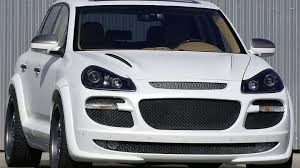 porsche truck 2009 gemballa updates gt600 aero 3 kit for 957 porsche cayenne turbo
