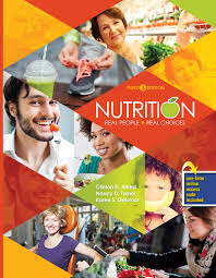 nutrition real people real choices higher education