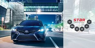 toyota worldwide 2018 toyota camry features